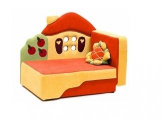 Детский диван Домик - Мебельная фабрика «Alenden»
