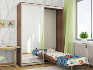 Шкаф-кровать трансформер Антошка 5 - Мебельная фабрика «Центурион 99»