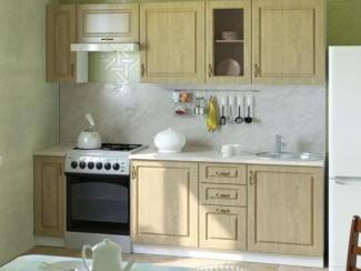Кухонный гарнитур прямой Эмили - Мебельная фабрика «Ник (Нижегородмебель)»