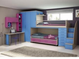 Детская на двоих - Мебельная фабрика «Таурус»