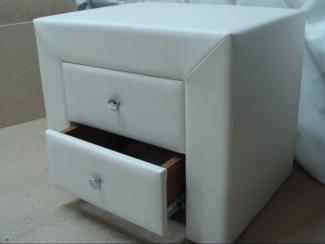 Тумба прикроватная SW02 - Мебельная фабрика «Capitone Room (Soft-Wall)»