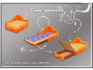 Софа детская - Мебельная фабрика «Соло»