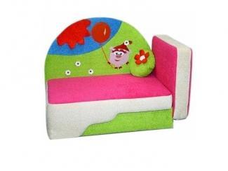 Детский диван Хрюша - Мебельная фабрика «Alenden»