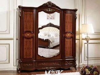 Шкаф Темный орех - Импортёр мебели «MK Furniture»