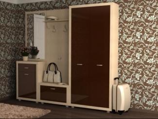 Прихожая прямая Палермо - Мебельная фабрика «Абис»