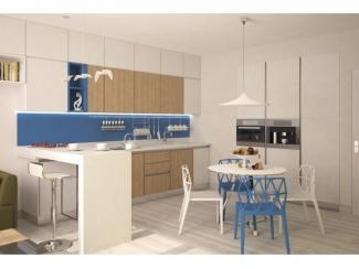 Уютная кухня Брава Eco GOLA - Мебельная фабрика «PlazaReal»