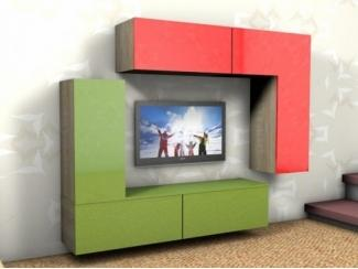 Стенка Рико 3 - Мебельная фабрика «Средневолжская мебельная фабрика»