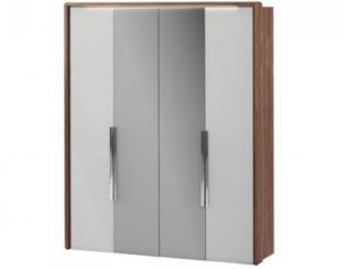 Шкаф прямой 4-х дверный - Мебельная фабрика «Parra»