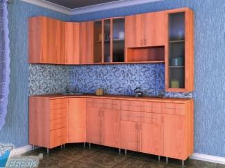 кухня угловая «Люкс 2» - Мебельная фабрика «Мир Мебели»