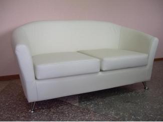 Белый диван 3 - Мебельная фабрика «Диван 54»