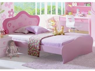 Кровать детская Milli Rose - Мебельная фабрика «Мебель-комфорт», г. Березовский