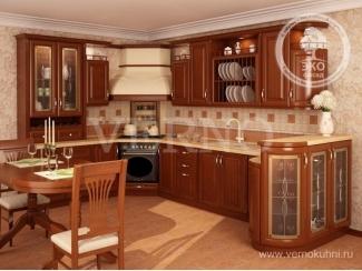 Кухонный гарнитур Сорренто  1 - Мебельная фабрика «ВерноКухни»