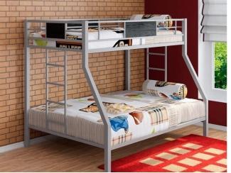 Двухъярусная кровать Гранада Серый - Мебельная фабрика «Формула мебели»