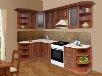 Кухня Империал-4 - Мебельная фабрика «Сибирь»