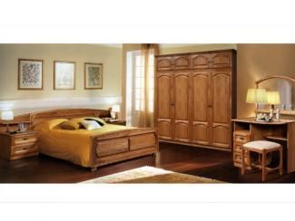 Спальня Купава-1 - Мебельная фабрика «Гомельдрев», г. - не указан -