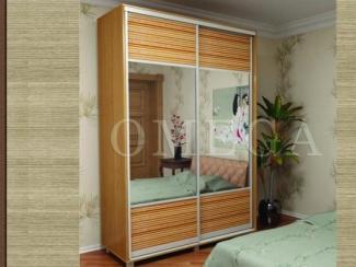 Шкаф-купе Омега к7 - Мебельная фабрика «Омега»