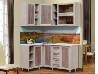 Кухня угловая Каприз В-1 - Мебельная фабрика «Актив-М»
