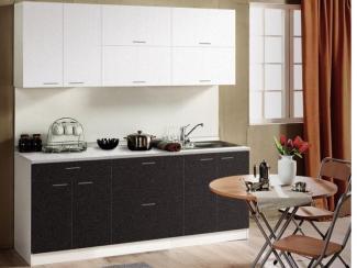Кухонный гарнитур прямой Василиса 18