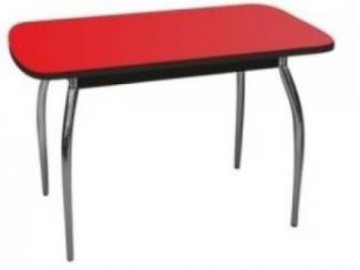 Стол обеденный Ранд Красный