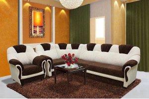Диван Ахтамар 2 угловой с парусом - Мебельная фабрика «Ахтамар»