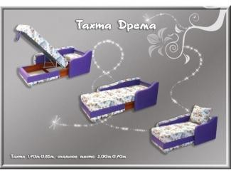 Тахта Дрема  - Мебельная фабрика «Соло»