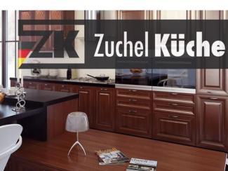 Кухонный гарнитур прямой Магдебург Сангина - Мебельная фабрика «Zuchel Kuche»