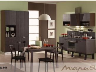 Кухонный гарнитур «Mambo» (Модерн) - Мебельная фабрика «Мария»