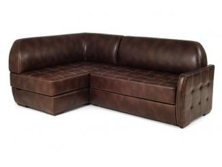 Угловой кухонный диван Уют