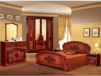 Набор мебели для спальни Нега 9 - Мебельная фабрика «Прогресс»
