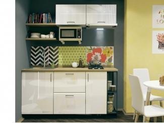 Маленький кухонный гарнитур Флин  - Изготовление мебели на заказ «Кухни ЧУ»