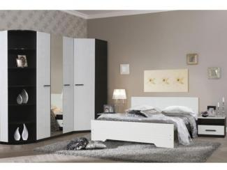 Спальня модульная Розалия - Мебельная фабрика «Аристократ»