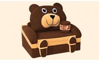 Детский диван Мишка - Мебельная фабрика «Парад мебели»