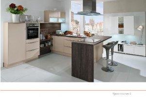 Кухня пластик 4 - Мебельная фабрика «ПластДекор»