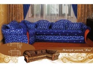 Мягкий угловой диван Яна  - Мебельная фабрика «Айва», г. Краснодар