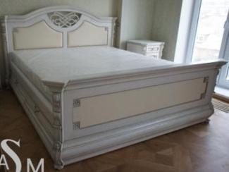 Кровать Рублёвка - Изготовление мебели на заказ «Салита», г. Калининград