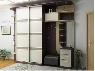 Шкаф-купе в прихожую - Мебельная фабрика «Метрика»
