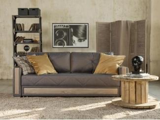 Прямой диван еврокнижка Бенедикт - Мебельная фабрика «Anderssen»