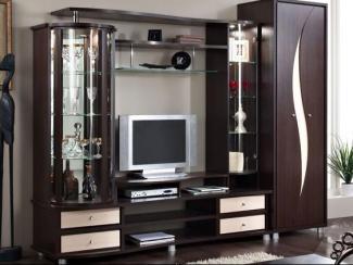 Гостиная SD-1 Венге - Мебельная фабрика «Уфамебель»
