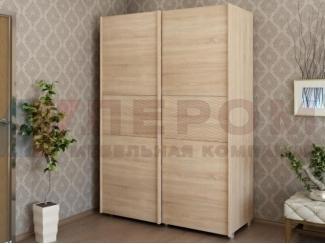 Светлый шкаф-кпе - Мебельная фабрика «Лером»