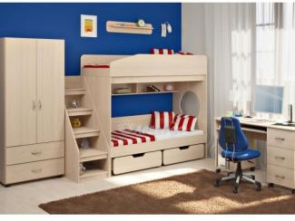 Детская комната Легенда 10 - Мебельная фабрика «Деликат»
