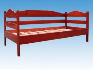 Кровать Эмма - Мебельная фабрика «Лик»