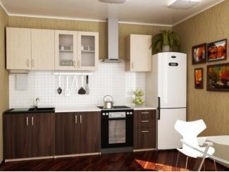 Кухня ЛДСП Катрин 3 - Мебельная фабрика «Дар», г. Пенза