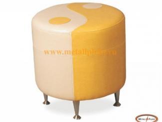 Пуф MP-4609 - Мебельная фабрика «Металл Плекс», г. Краснодар