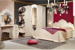 Спальня «Жемчужина» - Мебельная фабрика «КМК»