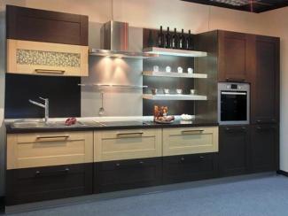 Кухонный гарнитур прямой 35