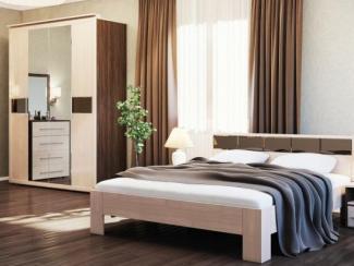 Спальный гарнитур Максима - Мебельная фабрика «Интеди»
