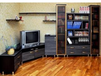 Гостиная стенка   - Мебельная фабрика «Мебелин»