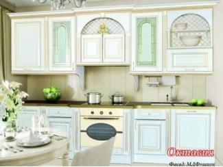 Кухня прямая Октавия - Мебельная фабрика «Ульяновскмебель (Эвита)»