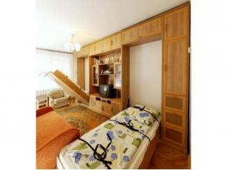 Стенка с двумя откидными кроватьями - Мебельная фабрика «Мастер Мебель»