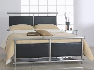 Кровать двуспальная  Валенсия - Мебельная фабрика «Tandem»